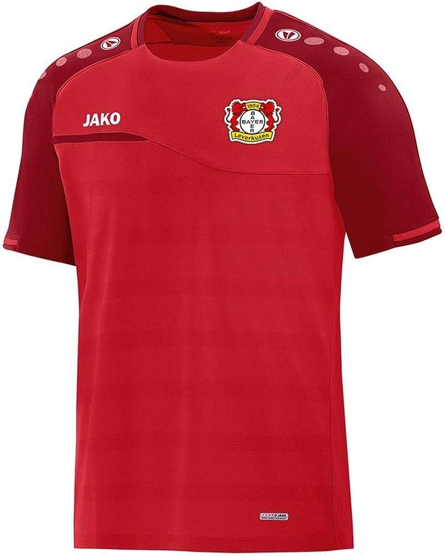 Jako Fußball Bayer 04 Leverkusen T-Shirt Prestige Herren Trainingstrikot rot Gr L B07GQX8DQQ  Mode-Muster