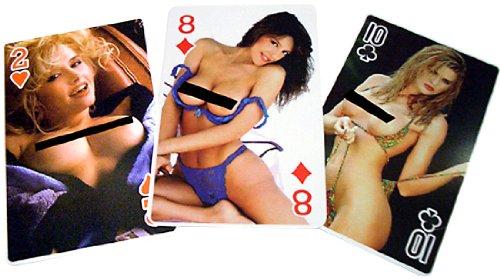 Nude Girls Women Playing Cards 54 Cartes ? Jouer Spielkarten Speelkaarten Naipes