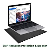 NEWMEIL Laptop EMF Radiation Protection & Blocker Pad, Anti Radiation Laptop Computer Pad, Radiation & Heat Shielding for Laptop, Ipad, Mobile Phones