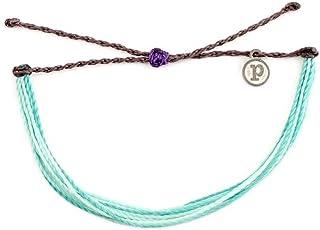 Jewelry Bracelets Bright Bracelet – 100% Waterproof and Handmade w/Coated Charm,..