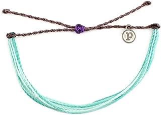 Pura Vida Jewelry Bracelets Bright Bracelet – 100% Waterproof and Handmade w/Coated..