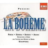 La Boheme by Mirella Freni (2005-12-31)