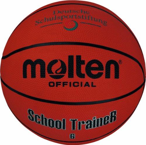 Molten Basketball B6ST - Orange - Größe 6