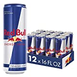 Red Bull Energy Drink, 16 Fl Oz (12 Count)