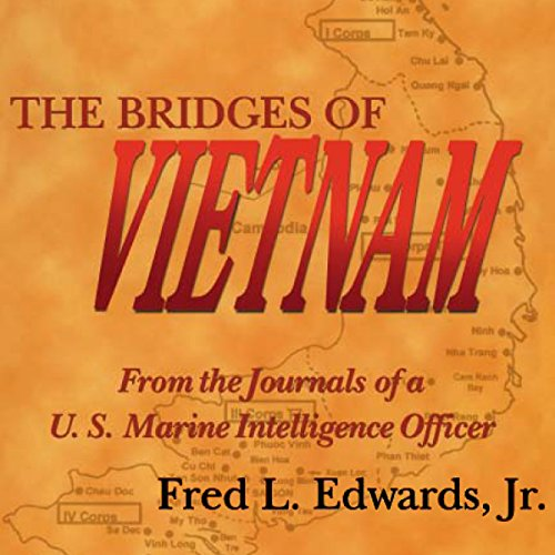 The Bridges of Vietnam audiobook cover art
