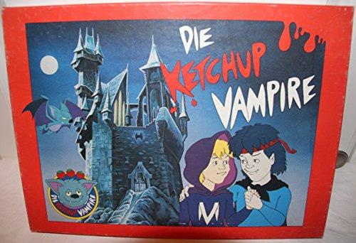 Die Ketchup Vampire [Brettspiel]