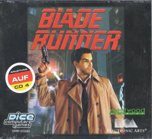 Blade Runner (Budget, Re-Release) [PC - CD-ROM / Deutschland]