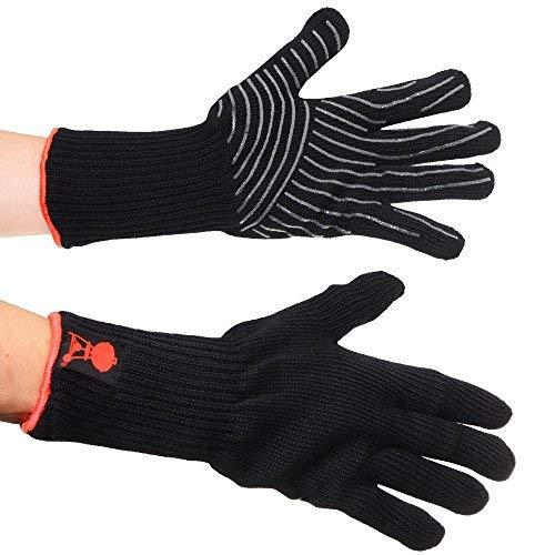 Weber 6670 Large/X-Large Premium Barbeque Glove Set