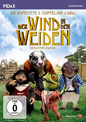 Staffel 3 (Remastered Edition) (2 DVDs)