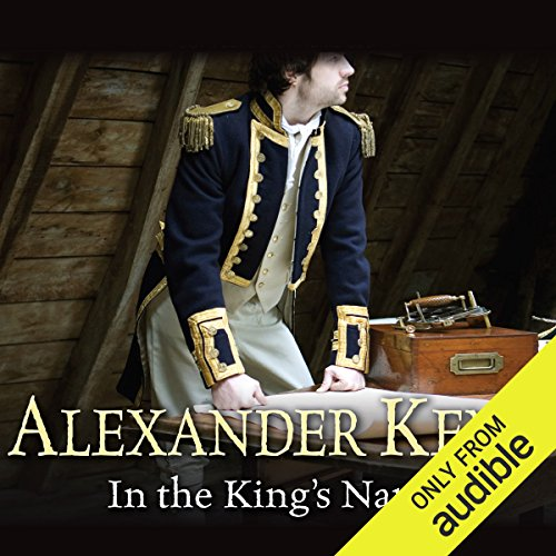 In the King's Name audiobook cover art