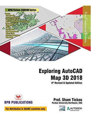 Exploring AutoCAD Map 3D 2018