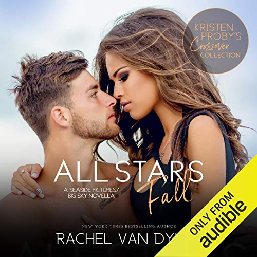 All Stars Fall audiobook cover art