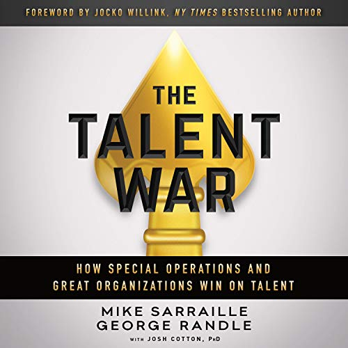 The Talent War cover art