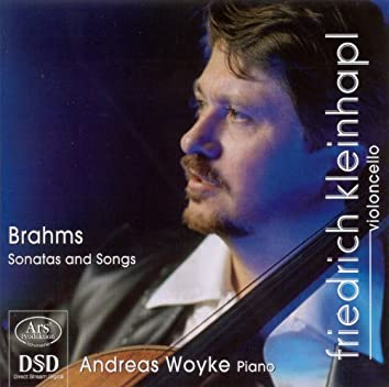 Brahms, J.: Cello Sonatas / Songs (Arr. for Cello and Piano)