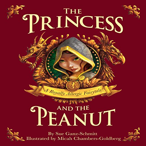 The Princess and the Peanut audiobook cover art