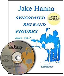 Syncopated Big Band Figures Solos Volume 1 w/cd