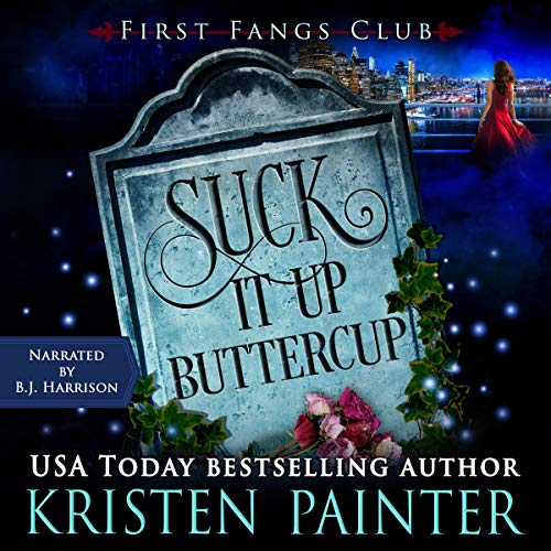 Suck It Up, Buttercup audiobook cover art