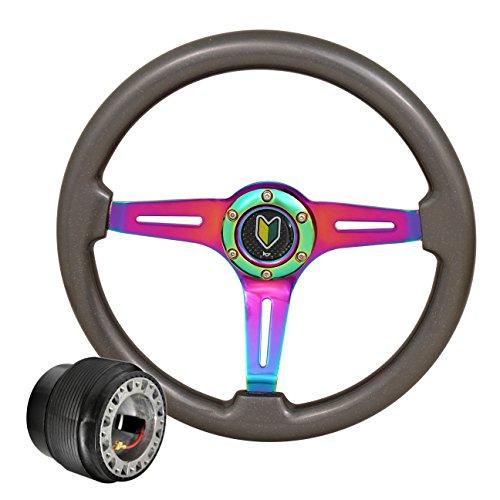 00 civic steering wheel hub - 3