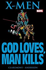Marvel Graphic Novel #5: X-Men: God Loves, Man Kills (Marvel Graphic Novel (1982))