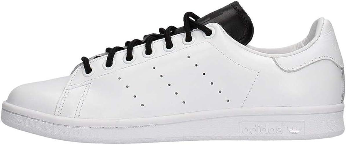 adidas Chaussures Stan Smith Blanc Noir Homme/Garçon