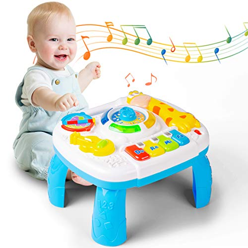Yellcetoy Activity Table Baby To...