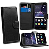 Compatible With Huawei P8 Lite 2017 Cases - Black Premium