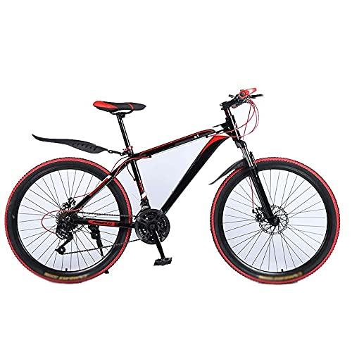 COUYY Bicicleta Plegable, Bicicleta de montaña 26 Pulgadas 21/24/27 Speed Road Bike Bike Fat Bicicletas Plegables MTB Snow Beach Bicycle 24speed,27speed