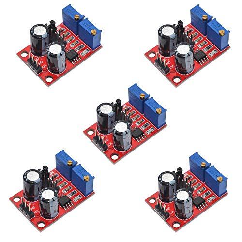 NE555 PULSE modulo LM358 Duty Cycle frequenza regolabile modulo Square Wave-UK