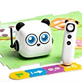 Makeblock mTiny Coding Robot Toy for Children Ages 4+, STEM Educational Toy for Kids,Learn Through Play, High Tech Smart Toy, Robot Kits, Interactive Adventure Map,Screen Free