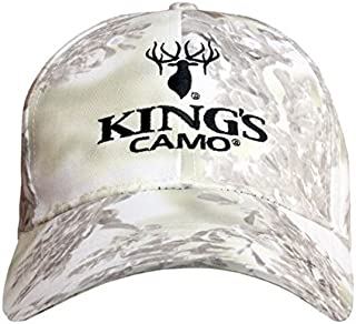 KHT1511-SS Hunter Series Hat, One Size, Snow Shadow