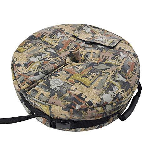 SXYLOB Bolsa de soporte para sombrilla de 18 pulgadas, resistente, de poliéster 900D, para terraza, playa, patio, jardín
