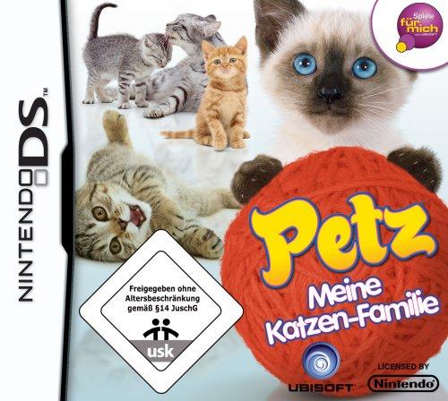 Petz - Meine Katzen-Familie [import allemand]