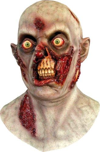 Generique - Masque zombie bouche sanglante adulte Halloween