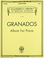 Album for Piano (Schirmer's Library of Musical Classics)
