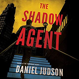 The Shadow Agent cover art