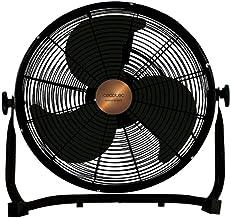 """Cecotec Ventilador Industrial EnergySilence 3000 Pro. 100 W, 3 Aspas Metálicas de 18"""" (45 cm), 3 Velocidades, Motor de Cob..."""