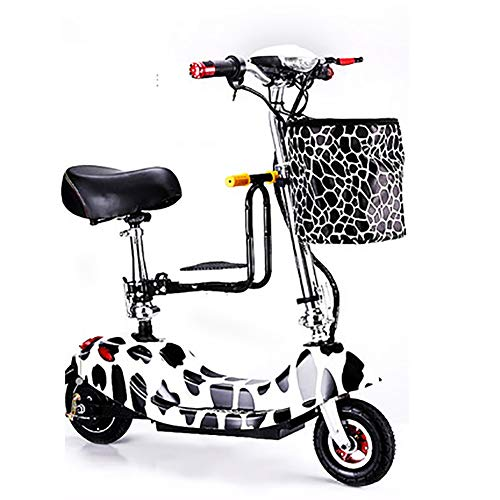 SOAR Patinetes para Niños Portable Adulto Scooter E ergonomía del diseño de la manija con Mejor Velocidad sobre 18 kmh Mirada Linda