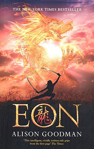 Eon: Rise of the Dragoneye (English Edition)