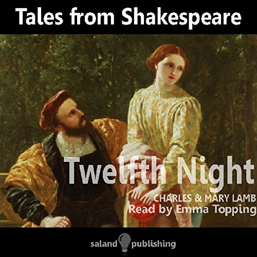 Tales from Shakespeare: Twelfth Night audiobook cover art