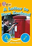 A Letter to New Zealand (Collins Big Cat)