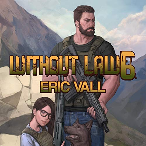 Without Law 6 cover art