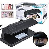 Geldscheinprüfgerät euro Praktische Uv-licht Money Detector Checker 4w 2019 Falschgeld-tester Eu-stecker Bill Währung Fake Detector Checker