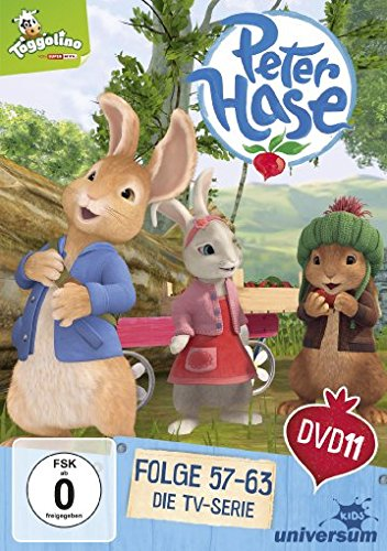 Peter Hase, DVD 11