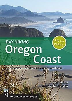 Paperback Day Hiking Oregon Coast, 2nd Ed.: Beaches, Headlands, Oregon Trail Book