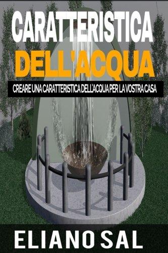 Caratteristica dell'acqua: Creare una caratteristica dell'acqua per la vostra casa