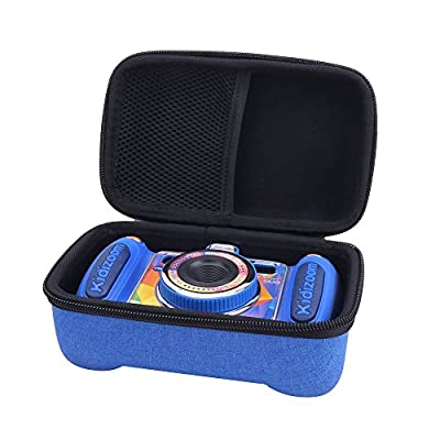 Storage Hard Case for Kid VTech Kidizoom Camera by Aenllosi (for Kidizoom Duo, Blue) from Anellosi