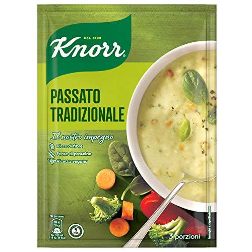 Knorr Passato Tradizionale di 10 Verdure, 69g