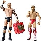WWE Wrestling Series 27 Battle Pack DANIEL BRYAN vs RANDY ORTON (Includes Money In The Bank Briefcase)