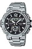 [カシオ] 腕時計 ジーショック G-STEEL Bluetooth 搭載 ソーラー カーボンコアガード構造 GST-B300SD-1AJF メンズ