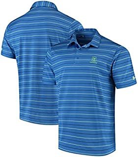Under Armour Under Armour TPC Louisiana Blue Performance Stripe 2.0 Polo スポーツ用品 【並行輸入品】